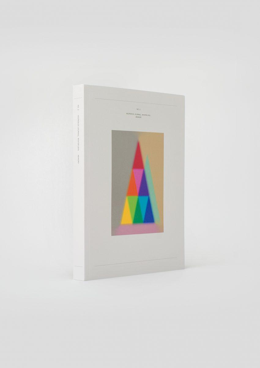Hesperios Journal No. 2 cover.